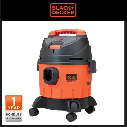 Foto Produk Black + Decker 1200W Wet& Dry Vacuum Cleaner - Vacuum basah kering dari Black+Decker