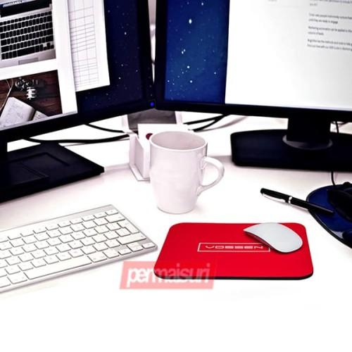 Foto Produk Vossen Outline Red│Mousepad dari PERMAISURI
