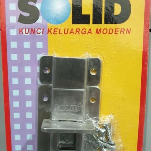 Foto Produk Solid Slot kunci Pintu last stok dari atmarinishop