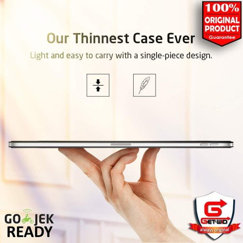 "Foto Produk Case iPad Pro 12.9"" 3rd Gen ESR Magnetic Smart Case Slim - Silver dari GET-WID Official"