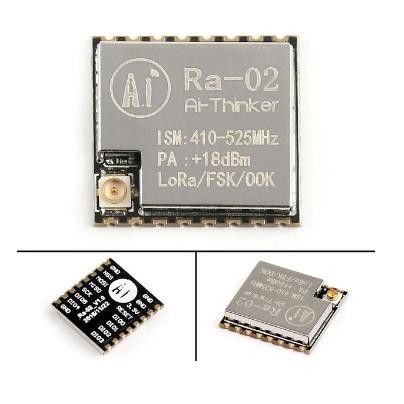 Foto Produk Ra-02 Sx1278 Lora Spread Spectrum Wireless Module 433Mhz Wireless dari RAFTECH
