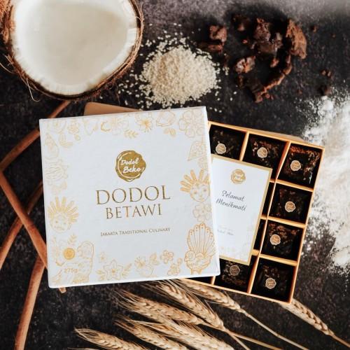 Foto Produk Dodol Beko | Dodol Betawi Premium | Oleh oleh Jakarta dari Dodol Beko