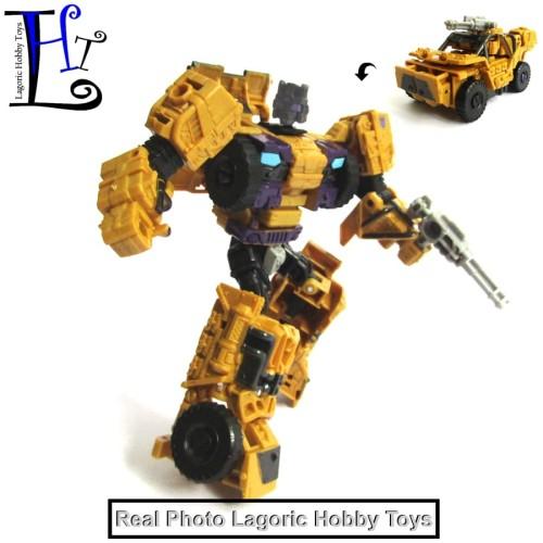 Foto Produk Transformers Swindle Combiner Wars CBB Deluxe UnPack dari Lagoric Hobby Toys