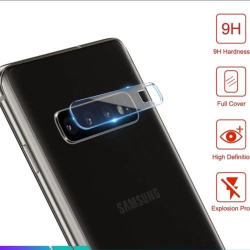 Foto Produk Tempered Glass Kamera Samsung S10 Plus - Pelindung Kamera S10 Plus dari Navy Acc