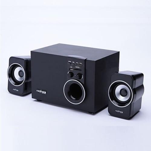 Foto Produk Speaker Advance Aktif Portable M180BT Bluetooth Subwoofer BASS -T398 - NON PRO dari Ridista Official Store