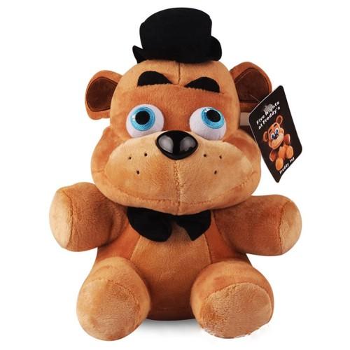 Foto Produk Boneka Plush Five Nights At Freddy's Chica Bonnie Foxy Lembut untuk dari Asa Shop Lengkap