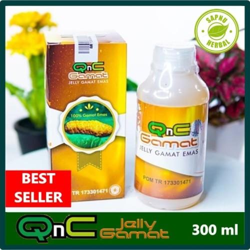 Foto Produk Obat Penghilang Varises di Kaki Betis - QnC Jelly Gamat dari AGEN OBAT HERBAL WALATRA