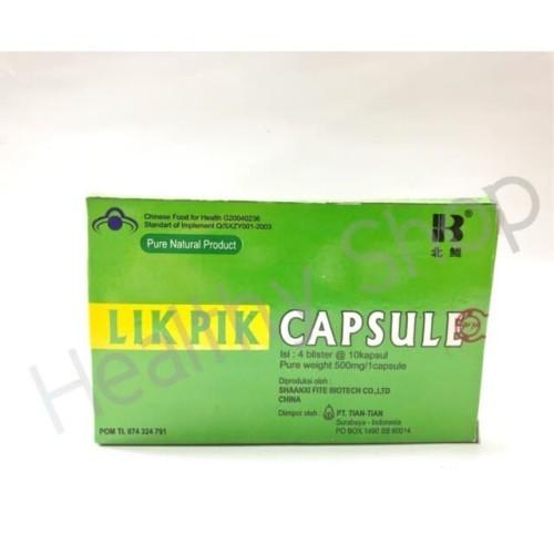 Foto Produk Lik Pik Capsule dari Healthy Shop 2