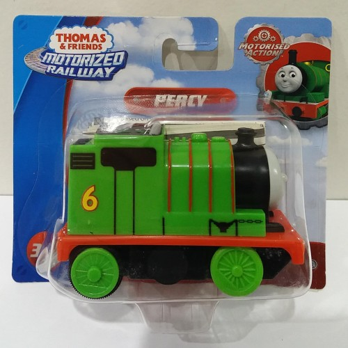 Foto Produk MATTEL, Thomas & Friends Motorized Railway - Percy dari Top Bricks & Toys