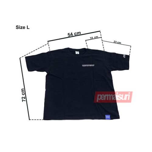 Foto Produk Rays Lifemax 40 High Rigidity Black│Kaos Rays Ori - SIZE L dari PERMAISURI