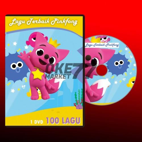 Foto Produk DVD ANAK PINKFONG 100 LAGU dari OKE MARKET 77