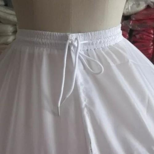 Foto Produk Terlaris Petticoat Dengan 6 Kawat Dengan Hasil Rok Pengantin Lebih dari Bricqie Liu