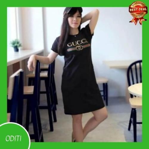 Foto Produk Terlaku Mini Dress Wanita 701 - Baju Dress Wanita 701 - Hitam dari Bricqie Liu