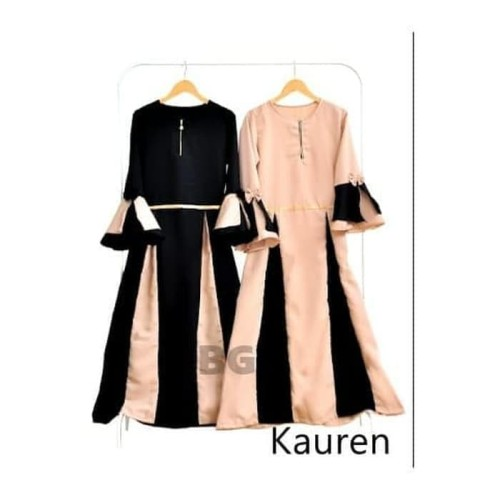 Foto Produk Termurah Haura Maxi - Dress - Baju Muslim - Baju Wanita - Murah - dari Bricqie Liu