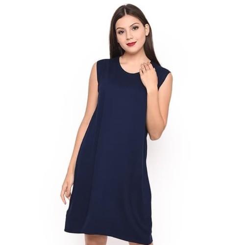 Foto Produk Terbaik Lemone T-Shirt Cewe Spandek Premium Dress Wanita 12100082 dari Bricqie Liu