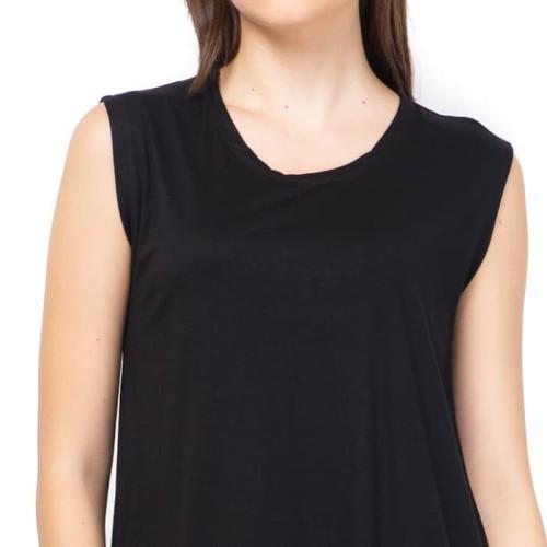 Foto Produk Terbaik Lemone T-Shirt Cewe Spandek Premium Dress Wanita 12100083 dari Bricqie Liu