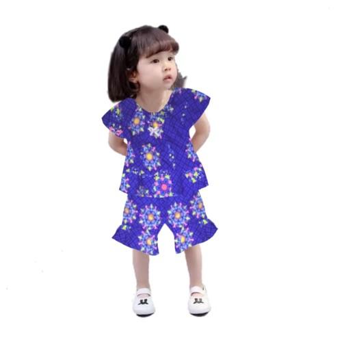 Foto Produk Setelan Celana Kulot Anak dari IDR 19