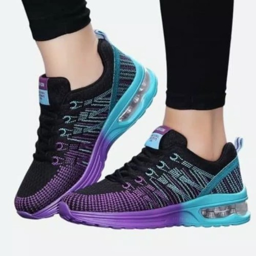 Foto Produk sepatu wanita running - Navy, 35 dari kripikShoop