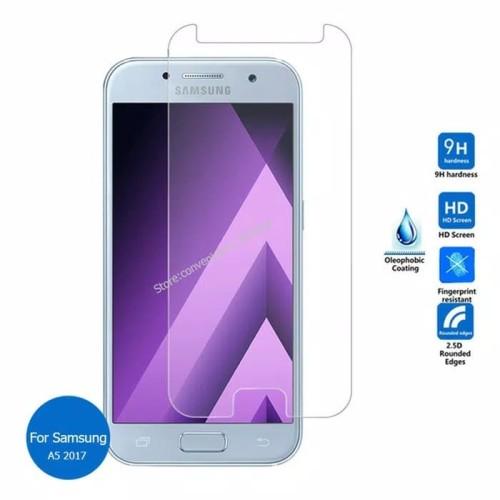 Foto Produk Tempered Glass SAMSUNG GALAXY A5 2017 Anti Gores Kaca Screen Protector dari A&A cell
