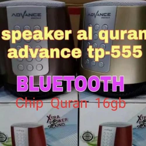 Foto Produk Speaker Murotal - Audio Al Quran - lebih dari 20 Qori - +Full Bonus - Merah dari BukuSahamku