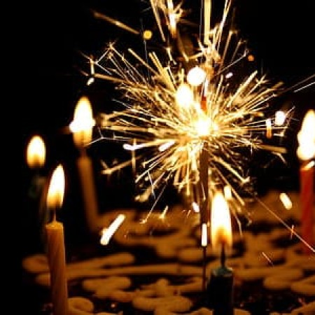 Foto Produk Lilin Sparkling / Lilin ulang tahun / Lilin kembang api dari House Of Balloon
