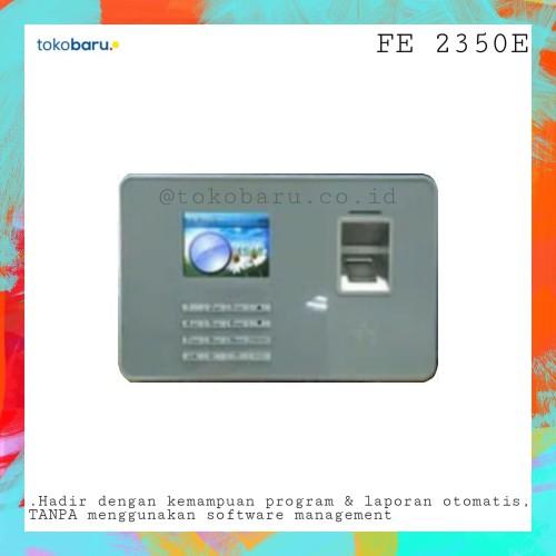 Foto Produk Mesin Absensi Finger Print FE 2350E Garansi 1 Tahun dari Kohen Store