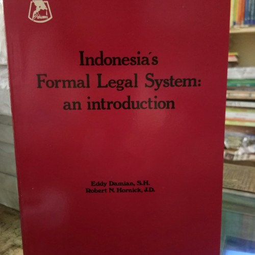 Foto Produk indonesia formal legal system ori dari ria tifara