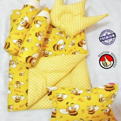 Foto Produk Baby Bedcover Kado Bayi Set Perlengkapan Tidur Bayi dari kios ummi online