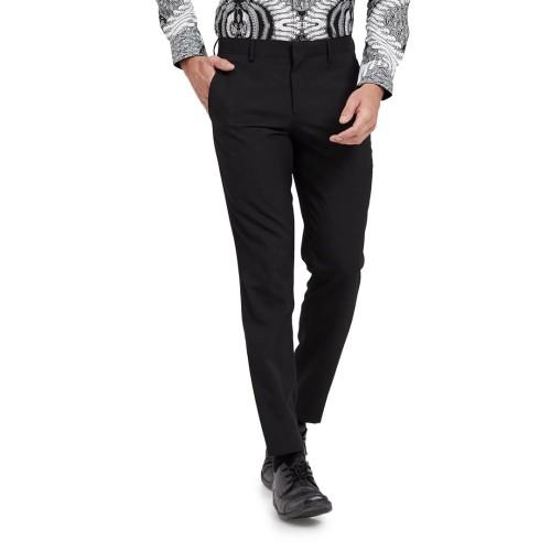 Foto Produk Alisan Celana Panjang Formal Slimfit Hitam Size 39 - 42 - Hitam, 39 dari Alisan Official