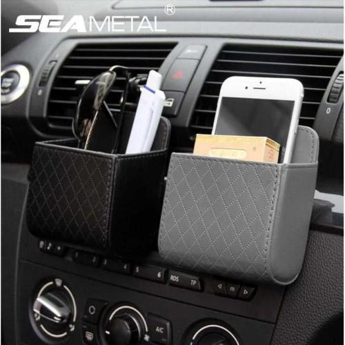 Foto Produk Tas Gantung Kantung Ac Mobil Car Interior Organizer Dashboard Air Vent dari lbagstore