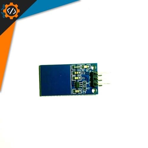 Foto Produk TTP223 Capacitive Touch Sensor Module dari Kelas Robot