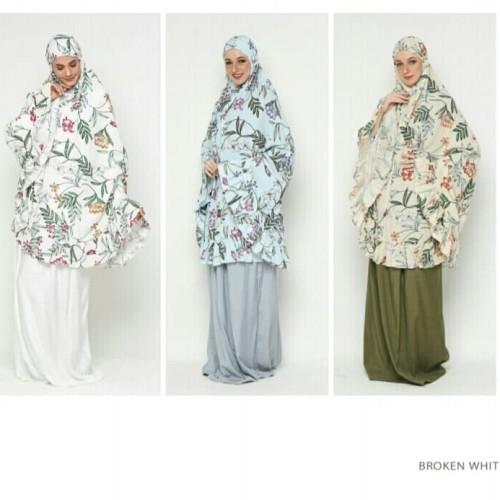 Foto Produk Mukena Tatuis Tiara 364 dari Bunda Fathan Collection