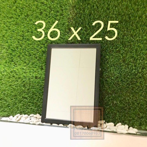 Foto Produk Kaca Cermin Wajah Muka Cermin Gantung Dinding dari kiosku88