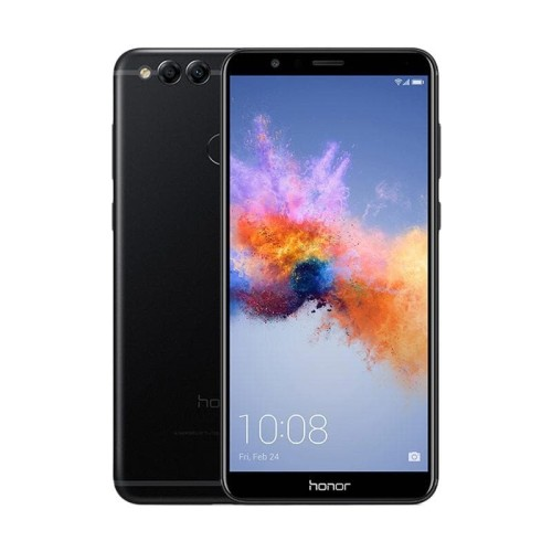 Foto Produk Honor 7x Smartphone - 4/64GB - Garansi Resmi - Hitam dari Gadhet-Holic