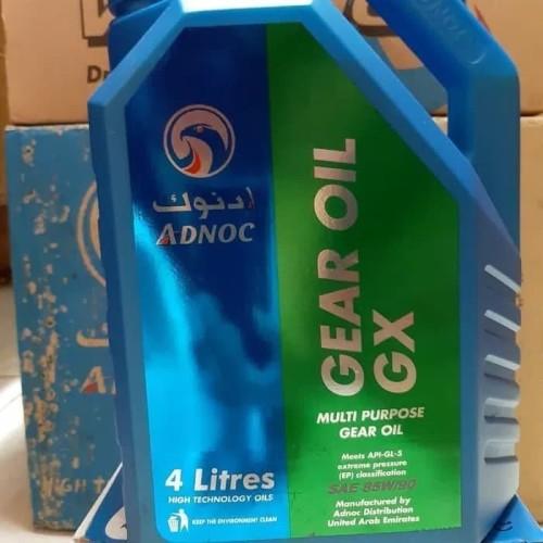 Foto Produk ADNOC Gear Oil SAE 85/90 GL5 4 Liter dari EJ shoppe