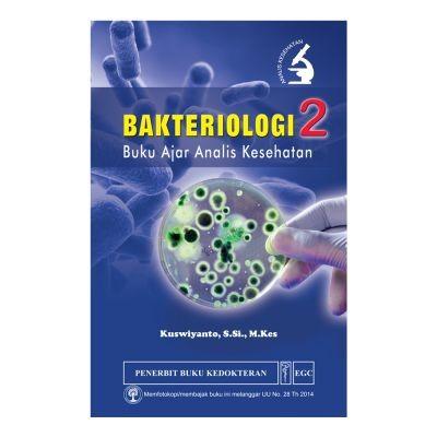Foto Produk EGC Bakteriologi 2 Buku Ajar Analis Kesehatan dari PENERBIT EGC