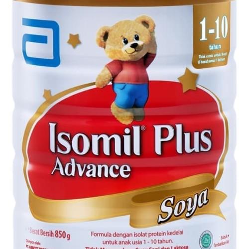 Foto Produk ISOMIL PLUS ADVANCE SOYA 850GR USIA 1 - 10 TAHUN dari Ben-Shope