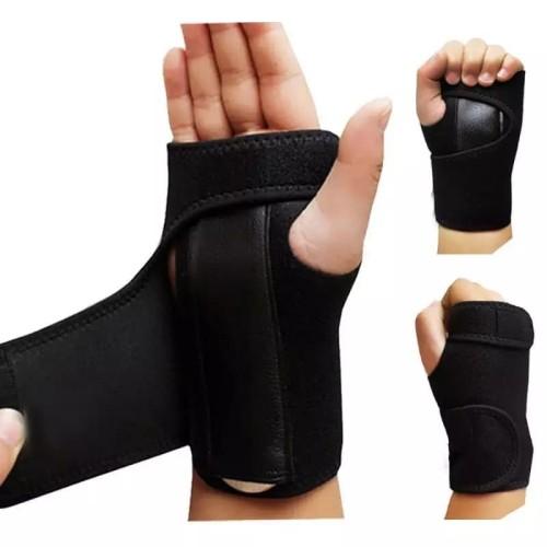 Foto Produk Carpal Tunnel Syndrome Brace, deker pergelangan tangan - kiri, Hitam dari Doctor Orthopaedi Brace