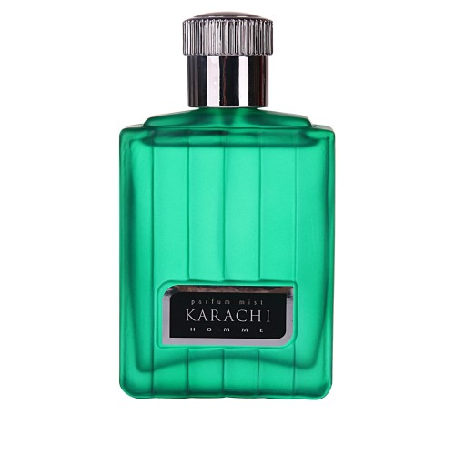 Foto Produk Karachi Parfum Mist Homme 100ml Green dari malaikatkosmetik1919shop