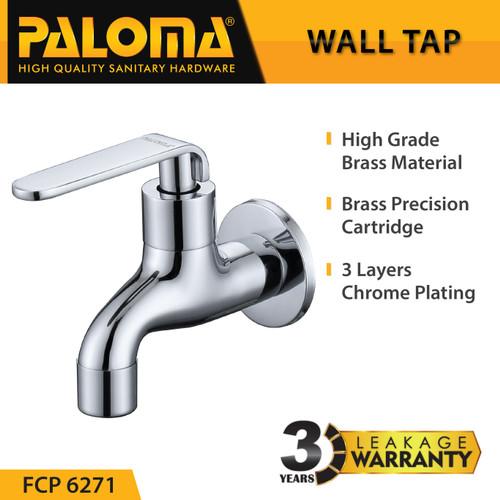 Foto Produk PALOMA FCP 6271 Keran Taman Bak Mandi Cuci Dinding Tembok Kran Air dari PALOMA HARDWARE