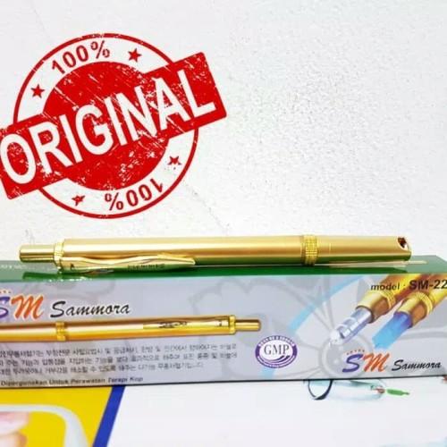 Foto Produk Lancing Device Stainless Steel Automatic Gold Korea SM dari Vintaco