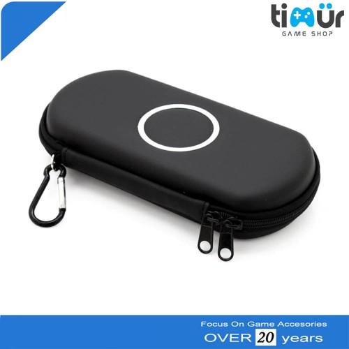 Foto Produk Tas Airfoam Pocket Dompet Case Bag PSP 1000 2000 3000 Warna Hitam dari Timur Game Shop
