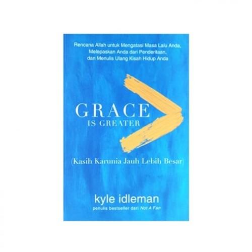 Foto Produk Grace is Greater dari 180 christian store