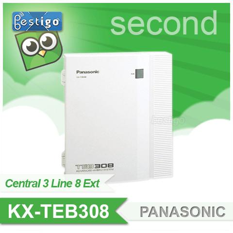 Foto Produk Pabx Panasonic KX-TEB308 untuk 8 Extension dari BESTIGO PABX TELEPON