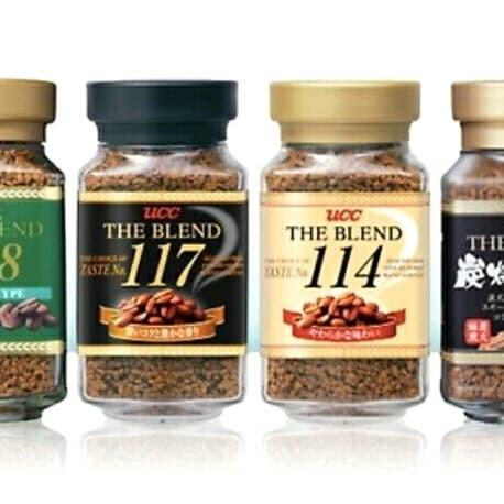 Foto Produk UCC The Blend Instant Sumiyaki Coffee 114 117 118 Kopi Instan Import - 117 dari Snacky'Time