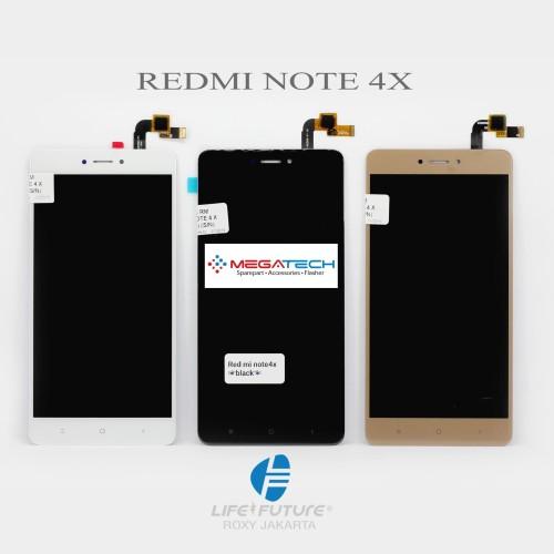 Foto Produk LCD FULLSET REDMI NOTE 4X / NOTE4 X + TOUCHSCREEN - Putih dari Megatech Life Future
