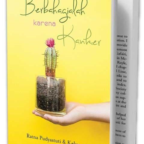 Foto Produk Buku Berbahagialah Karena Kanker dari 180 christian store