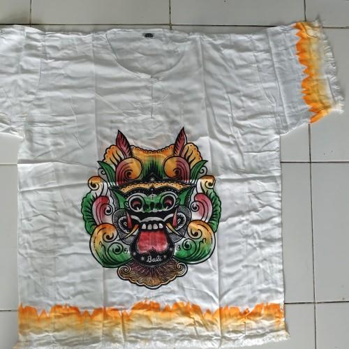 Foto Produk Baju Bali motif Barong atau pantai ukuran dewasa grosir/satuan dari Me & Mom - Jimbaran-Bali