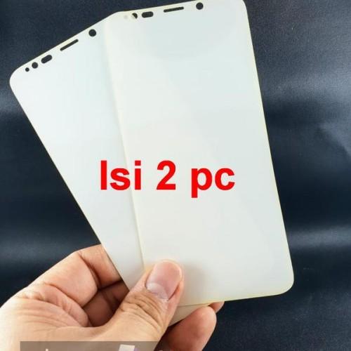 Foto Produk LG G7 ThinQ - Isi 2 PhoneMe Full Cover Hydrogel dari PhoneMe Store Indonesia