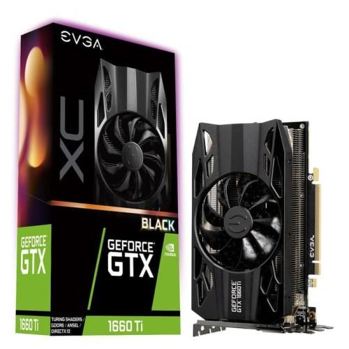 Foto Produk EVGA GeForce GTX 1660 Ti XC Black 6GB GDDR6 dari thelma tech